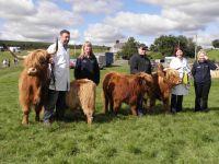 Is-Bencampwr yn yr Cystadleuaeth NFU 'Gorau o Dri.'  Reserve in the NFU 'Best of Three.'