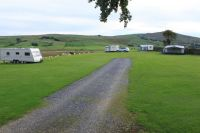 Caravan Club site Betws y Coed