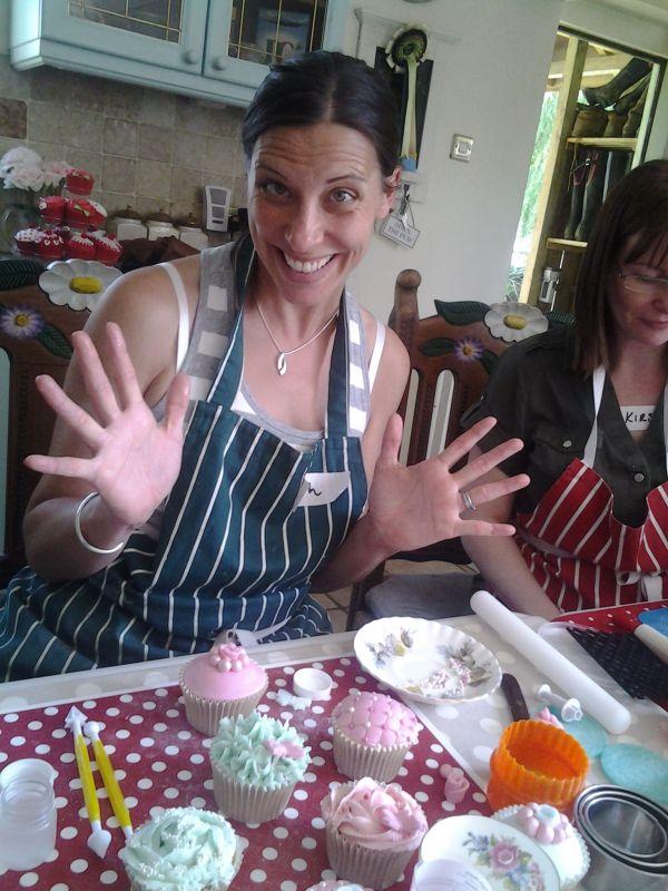Cupcakes course.