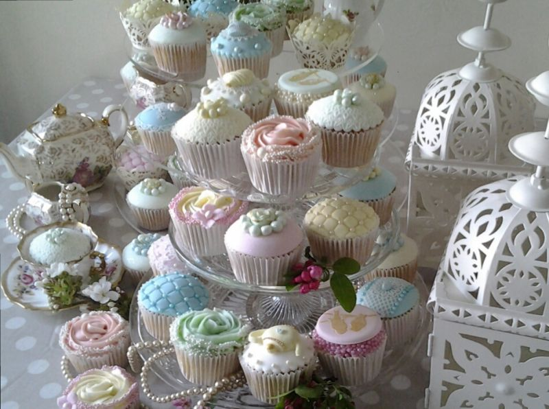 Wedding cupcakes, corporate cupcakes, baby shower cupcakes