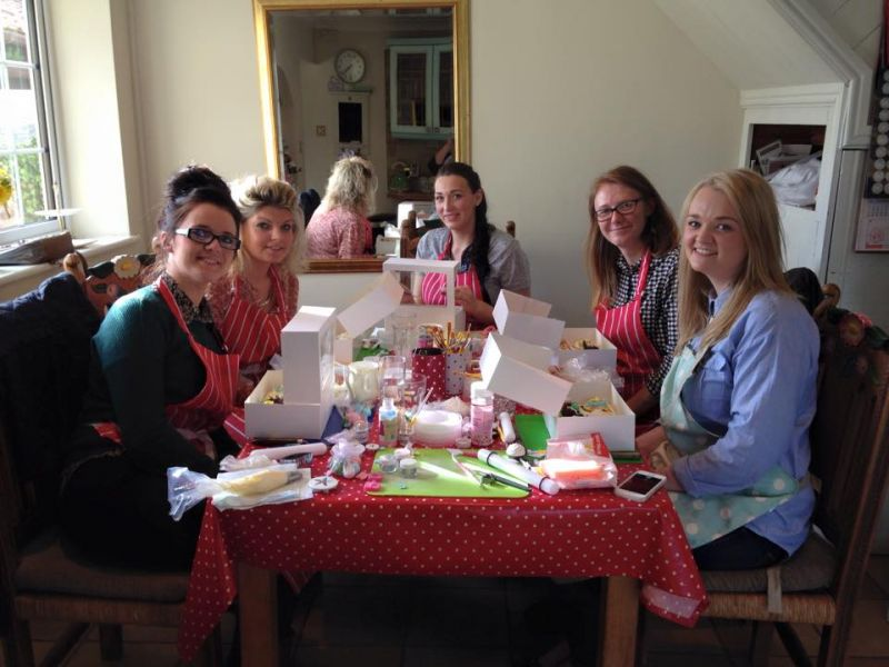 Cupcake courses in Chester
