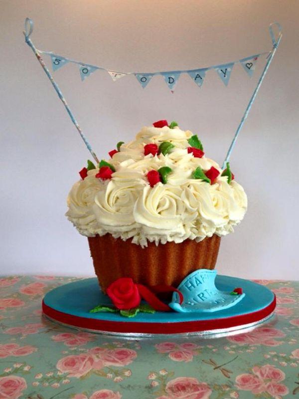 Kath Kidston Style Cake