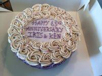 Anniversary Swirl Cake