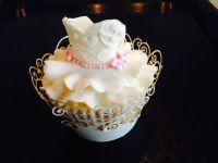 Ballarina Cupcake