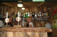 rustic country bar with friendly staff and cheap bar prices