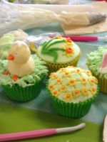 Easter Cupcake course