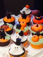 Halloweeen Cupcakes