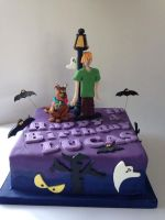ScoobyDoo Cake