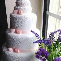 Wedfest 2016 Wedding Cake