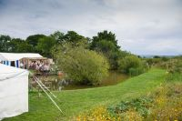Wedding with a coutryside view in Cheshire