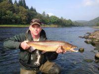 11lb Salmon River Taye