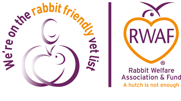 Rabbit Friendly Vet logo