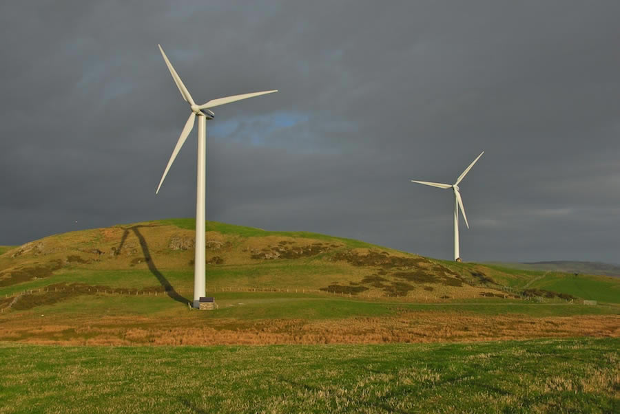 Image of Hafoty Uchaf Renewable Energy in North Wales