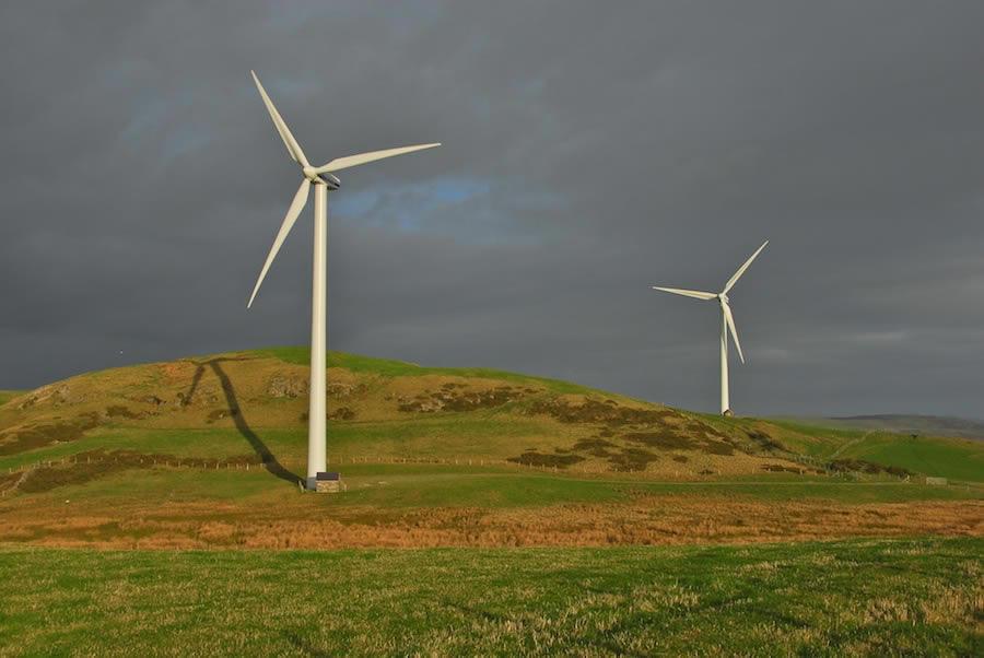 Image of Hafoty Uchaf Renewable Energy in North Wales