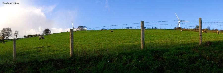 Image of Derwydd Bach Windfarm