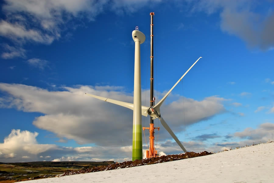 Image of Wern Ddu  Wind Farm