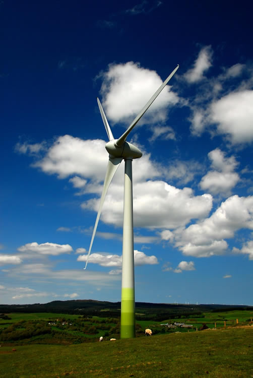 Image of Wern Ddu  Wind Farm